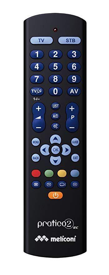 foto di telecomando universale meliconi Practico 2